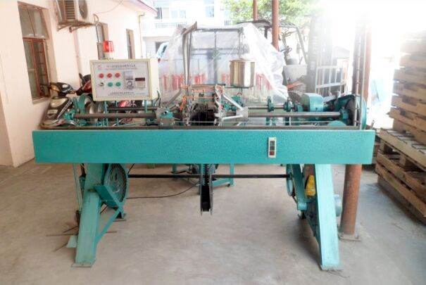 06-1 Automatic Handbag Rope Tipping Machine
