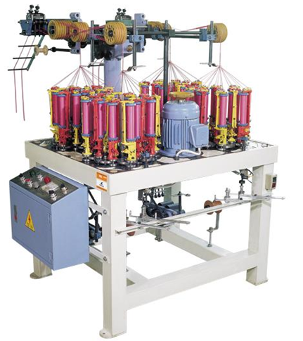 16-4 High speed braiding machine