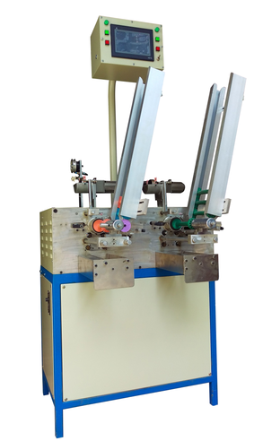 YY-832 Double spindle high speed winding machine 双锭单控纬纱机